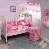 SANRIO Hello Kitty Crib Bedding Set and Accessories by Hello Kitty
