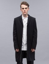 Hood by Air Wool Updated Moma Patch Coat