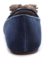 Charles Philip Silvie Suede Loafers