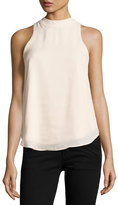 Lucca Couture Mercy Sleeveless Top, Light Pink