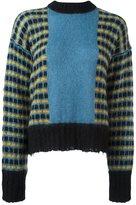 Marni patterned jumper