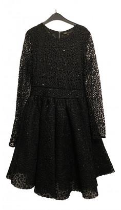 Maje Spring Summer 2020 Black Lace Dresses