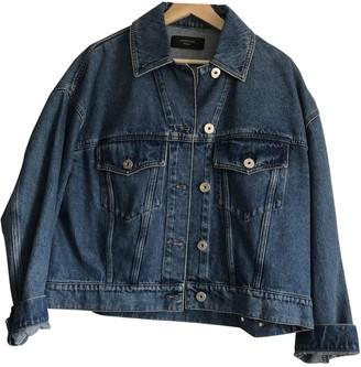 Max Mara Weekend Blue Denim - Jeans Leather jackets