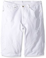 Sean John Men's Big and Tall Five Pocket Moto Short