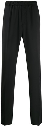 Givenchy Elasticated Waistband Straight-Leg Trousers