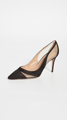 Aquazzura Savoy Pumps 85mm