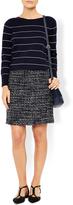 Monsoon Bryony Tweed Skirt