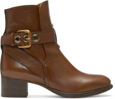 Chloé Brown Max Boots