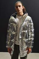 Cheap Monday Metallic Puffer Jacket