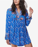 Free People Printed High-Low Tunic