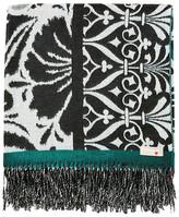 Desigual B&W Luxury Throw Blanket