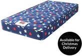 Airsprung Kids Stars And Butterflies Single Mattress