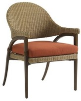 Tommy Bahama Aviano Patio Dining Chair with Cushion Outdoor
