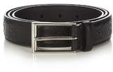 Gucci Gucci Signature Leather Belt