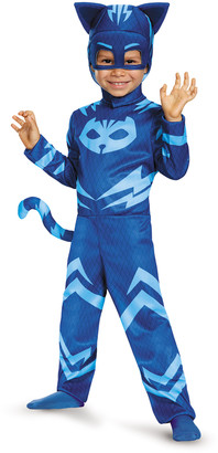 Disguise Boys' Costume Outfits - PJ Masks Catboy Classic Dress-Up Set - Toddler