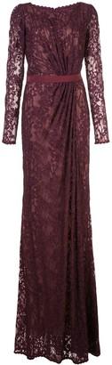 Tadashi Shoji Seckon lace gown