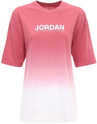Nike Over Jordan Cotton T-shirt