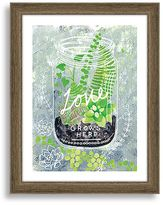 west elm Minted for Love Grows Here
