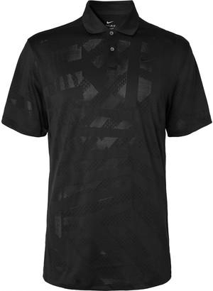 Nike Vapor Jacquard Dri-Fit Polo Shirt