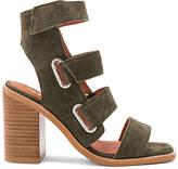 Sol Sana Lixer Heel in Olive. - size 36 (also in 37,38,39)