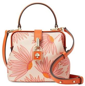 Kate Spade Small Remedy Grand Daisy Top Handle Bag