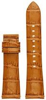 Michael Kors Access Bradshaw Embossed Leather Watch Strap, 22mm