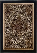 Couristan Leopard Runner Rug