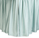 Villa by Noble Excellence Amalfi Ruffled Sateen Bedskirt