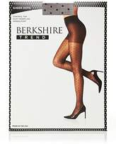 Berkshire Women's Trend Sheer Dot Control Top Pantyhose