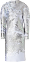 Mary Katrantzou Silk Blend Duson Dress in Maria Beetle