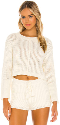 Flook The Label x REVOLVE Mohair Sweater