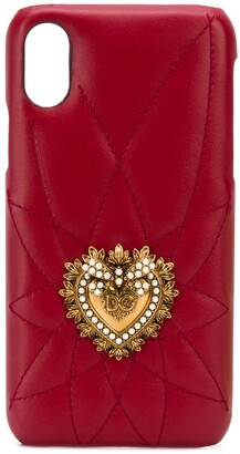 Dolce & Gabbana Heart Phone Case