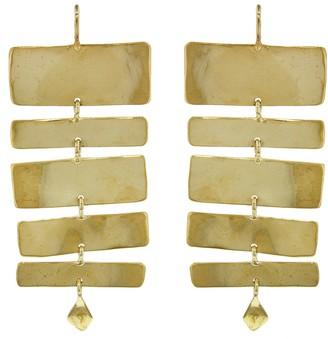 ARIANA BOUSSARD-REIFEL Antilles Earrings - Brass