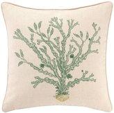 D.L. Rhein Kelp Embroidered Pillow