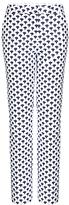 Diane von Furstenberg Genesis Cropped Trousers