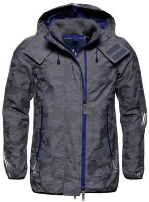 Superdry Men Technical Camo Sd-Windsprinter Jacket