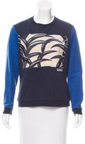 Kenzo Embroidered Crew Neck Sweater