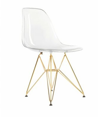 Everly Goodfellow Acrylic Dining Chair Quinn