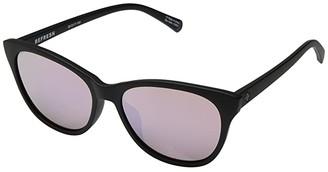 Spy Optic Spritzer (Matte Black/Bronze/Rose Quartz Spectra) Sport Sunglasses
