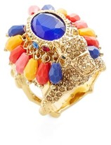 Kate Spade Women's Spice Things Up Statement Ring