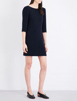 Claudie Pierlot Rimel crepe mini dress