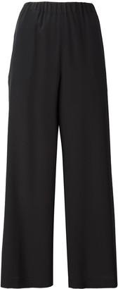 Aspesi Cropped Straight Trousers