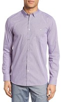 Ted Baker Men's 'Allibon' Trim Fit Dobby Sport Shirt