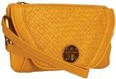 Elliott Lucca Roma Envelope Wristlet (Sunset) - Bags and Luggage