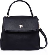 Barbie Fashion Girls Women Lady PU Handbag Shoulder Bag Cross-body Bag Top-handle Bag with Big Capacity 16x10x12cm # BBFB355.01A