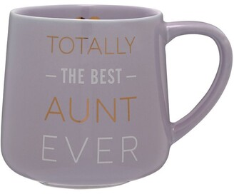 Indigo Totally The Best Mug Aunt