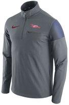 Nike Men's Philadelphia Phillies Half-Zip Elite Pullover