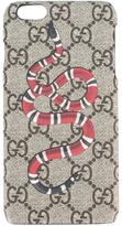 Gucci snake print iPhone 6 Plus case