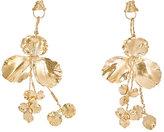 Balenciaga Women's Oversized Drop Earrings