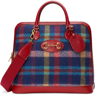 Gucci Horsebit 1955 small duffle bag